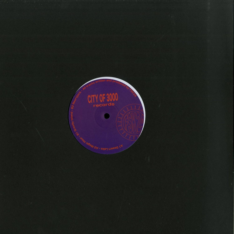 FSK24 - DESERT LABS EP