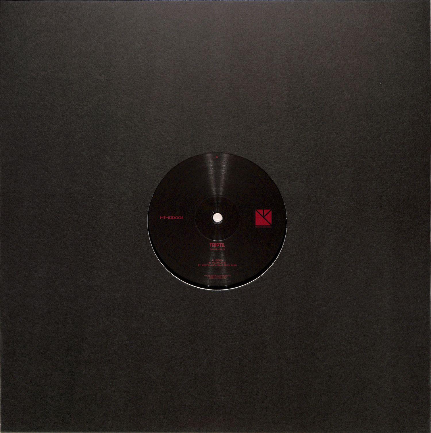 Triptil - WASTELAND EP