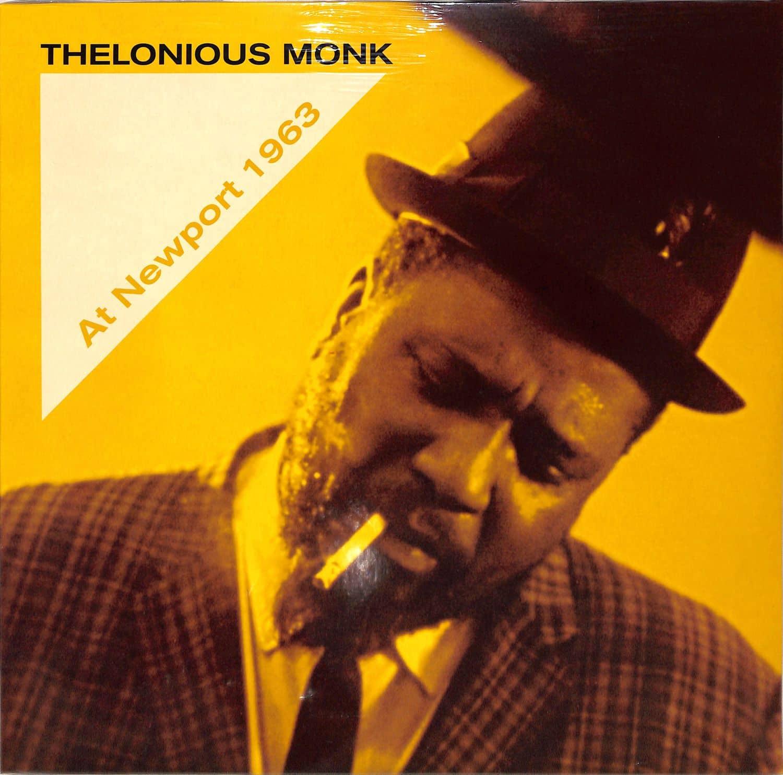 Thelonious Monk - AT NEWPORT 1963