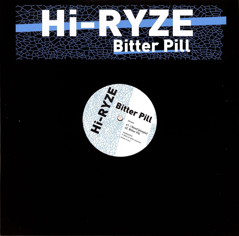 Hi-Ryze - BITTER PILL EP