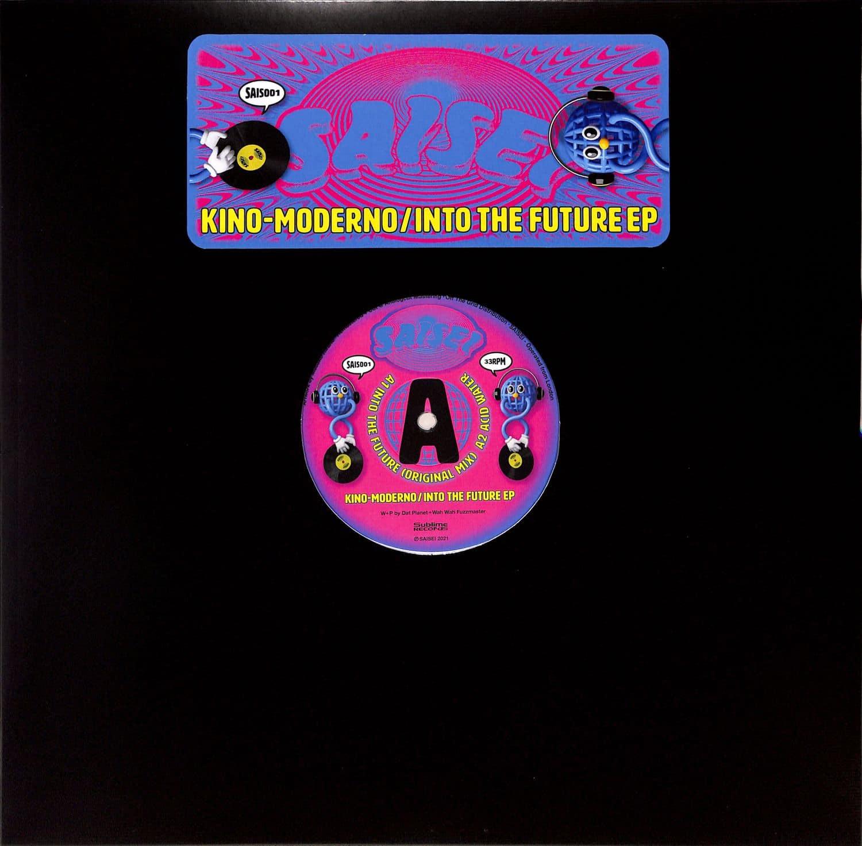 Kino-Moderno - INTO THE FUTURE EP