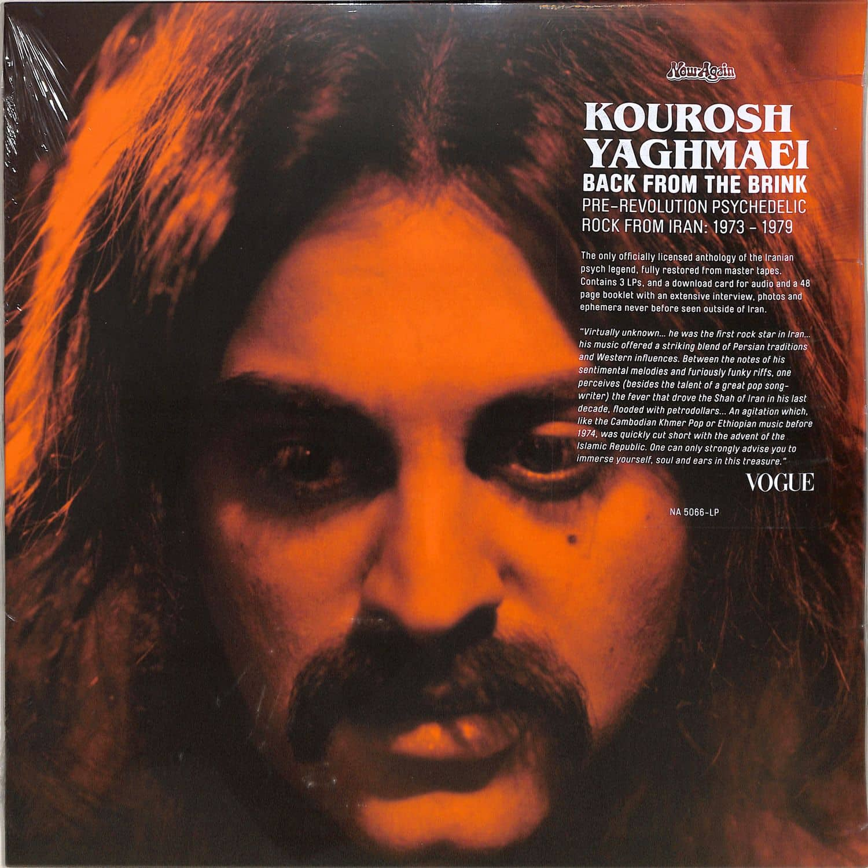Kourosh Yaghmael - BACK FROM THE BRINK