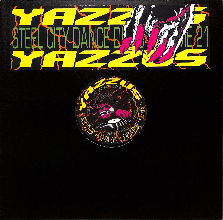 Yazzus - STEEL CITY DANCE DISCS VOL. 21