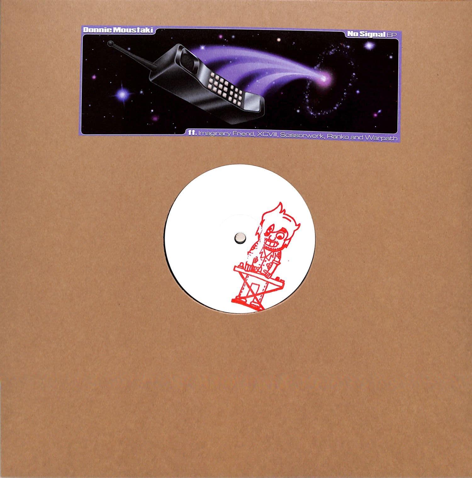 Donnie Moustaki - NO SIGNAL EP