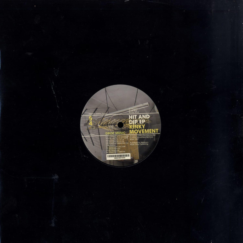 Kinky Movement - HIT AND DIP EP
