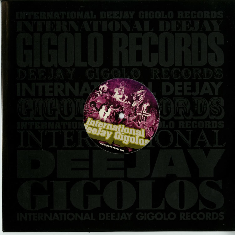 Douglas Greed - STORYTELLING EP