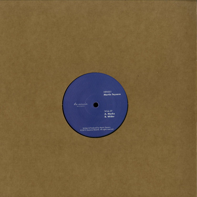 Martin Teysera - WIDE EP