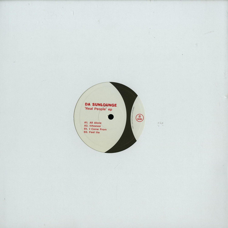 Da Sunlounge - REAL PEOPLE EP
