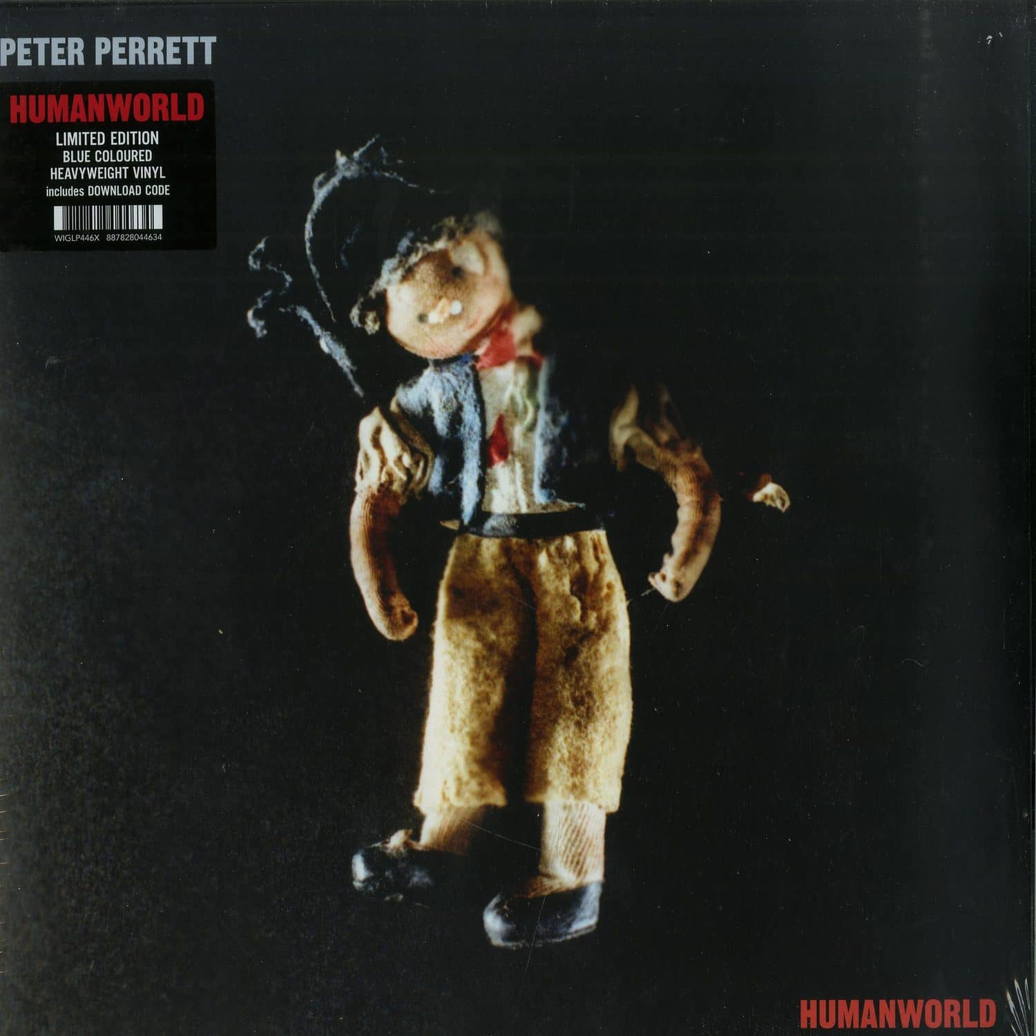 Peter Perrett - HUMANWORLD