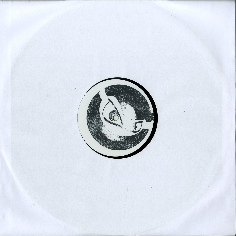 Black Kawasaki Ninja - DRUM MACHINE HOOLIGAN EP