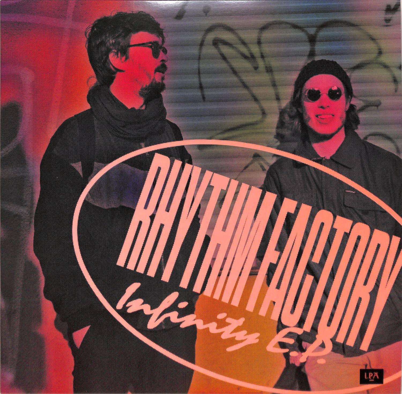 Rhythm Factory - INFINITY EP