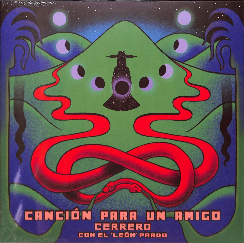 Cerrero ft. El Leon Pardo - CANCION PARA UN AMIGO