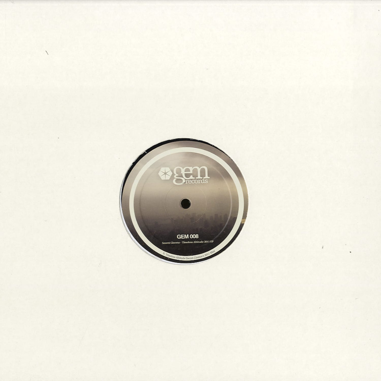Secret Cinema - TIMELESS ALTITUDE 2011 EP