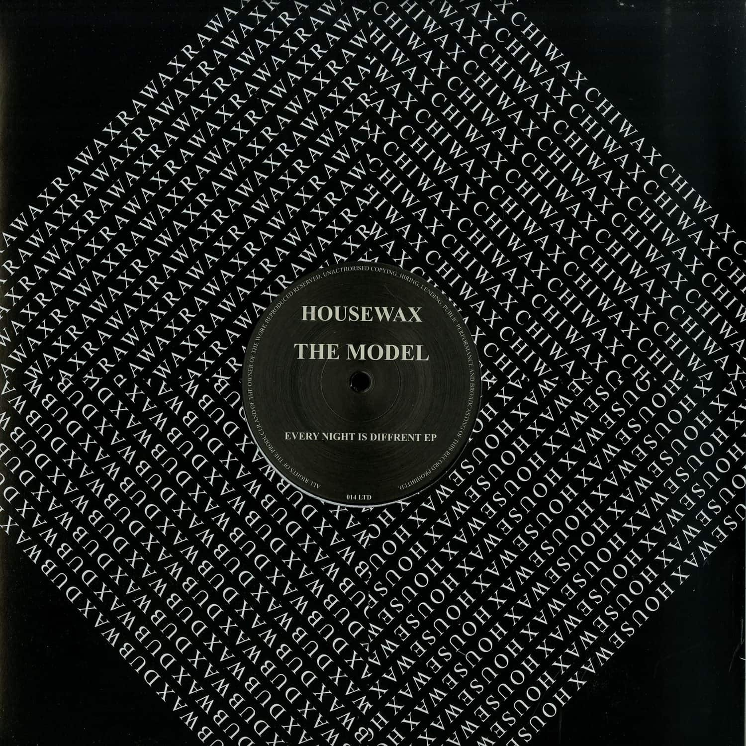 The Model - EVERY NIGHT IS DIFFERENT EP