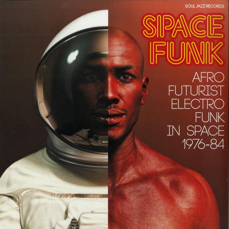 Various Artists - SPACE FUNK 1976-84