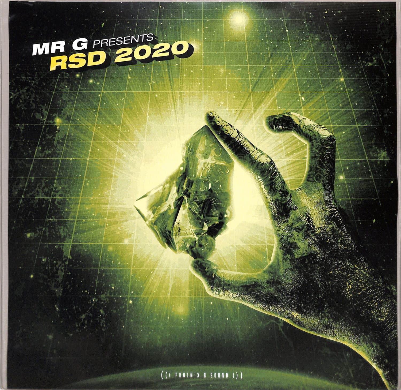 Mr. G - MR. GS UNRELEASED ODD ONES EP
