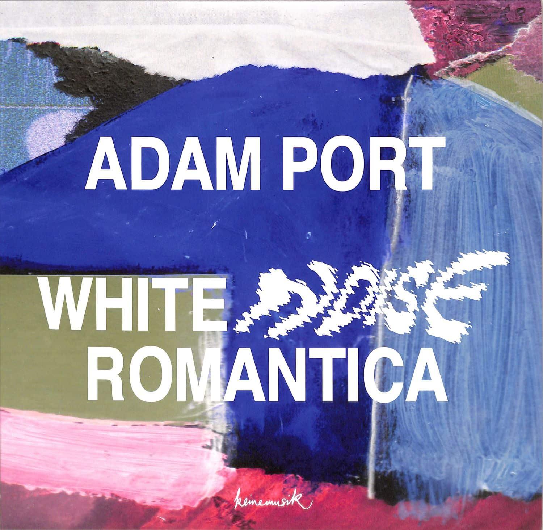 Adam Port - WHITE NOISE ROMANTICA