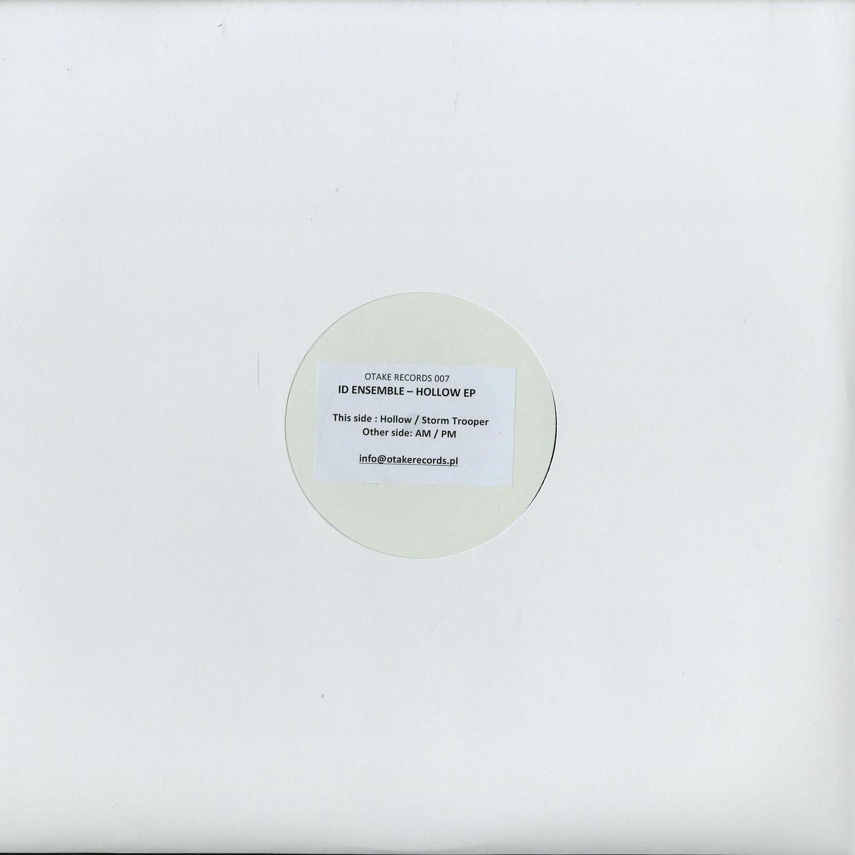 ID Ensamble - HOLLOW EP