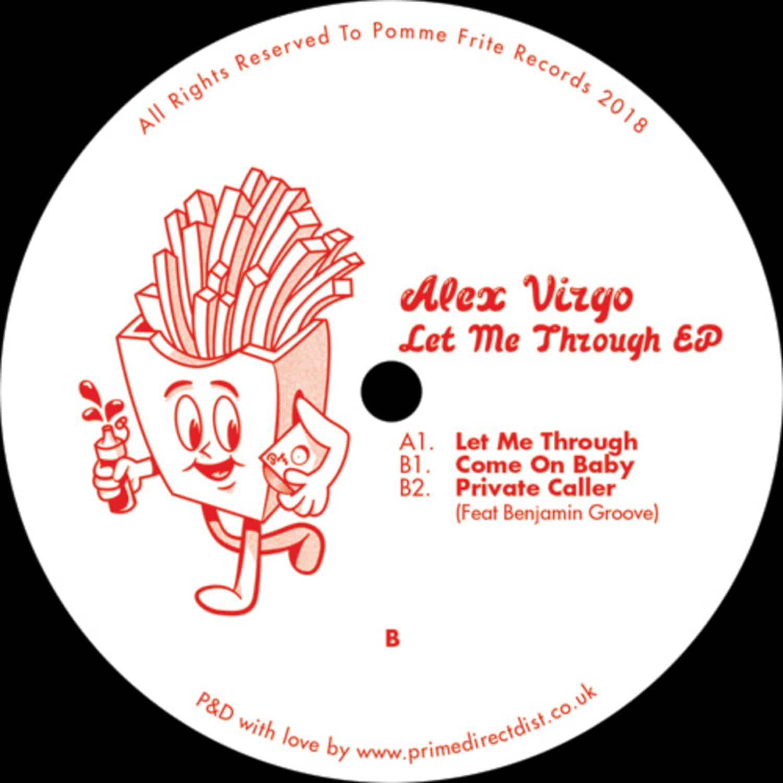 Alex Virgo - LET ME THROUGH
