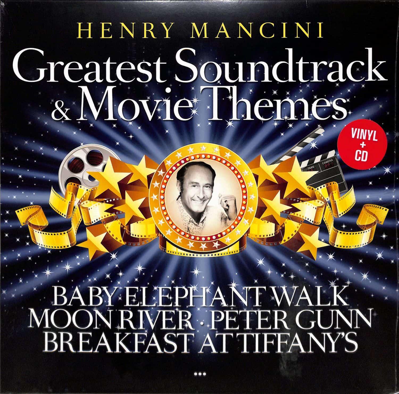 Henry Mancini - GREATEST SOUNDTRACK & MOVIE THEMES