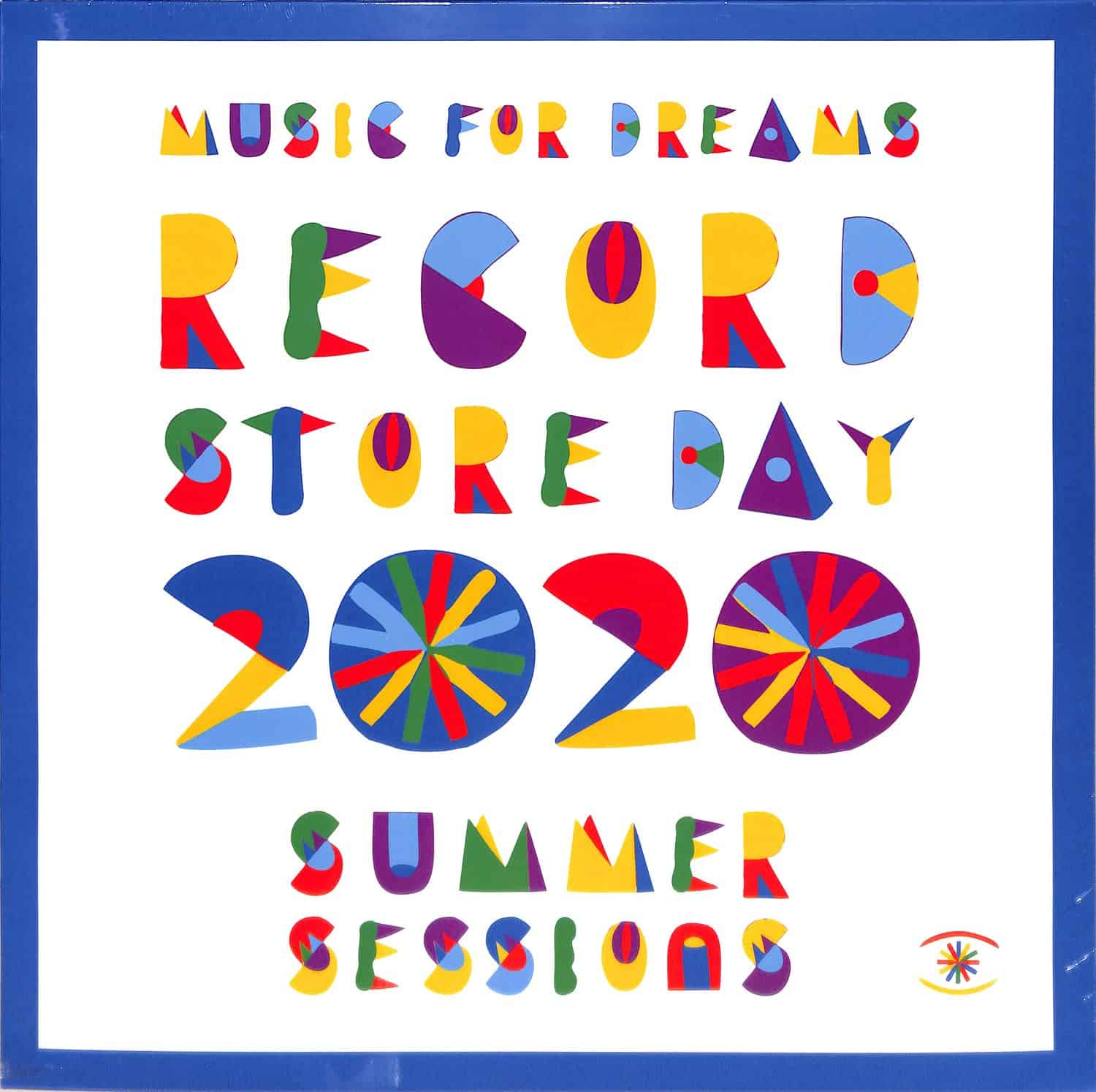 Various Artists - MUSIC FOR DREAMS - SUMMER SESSIONS 2020