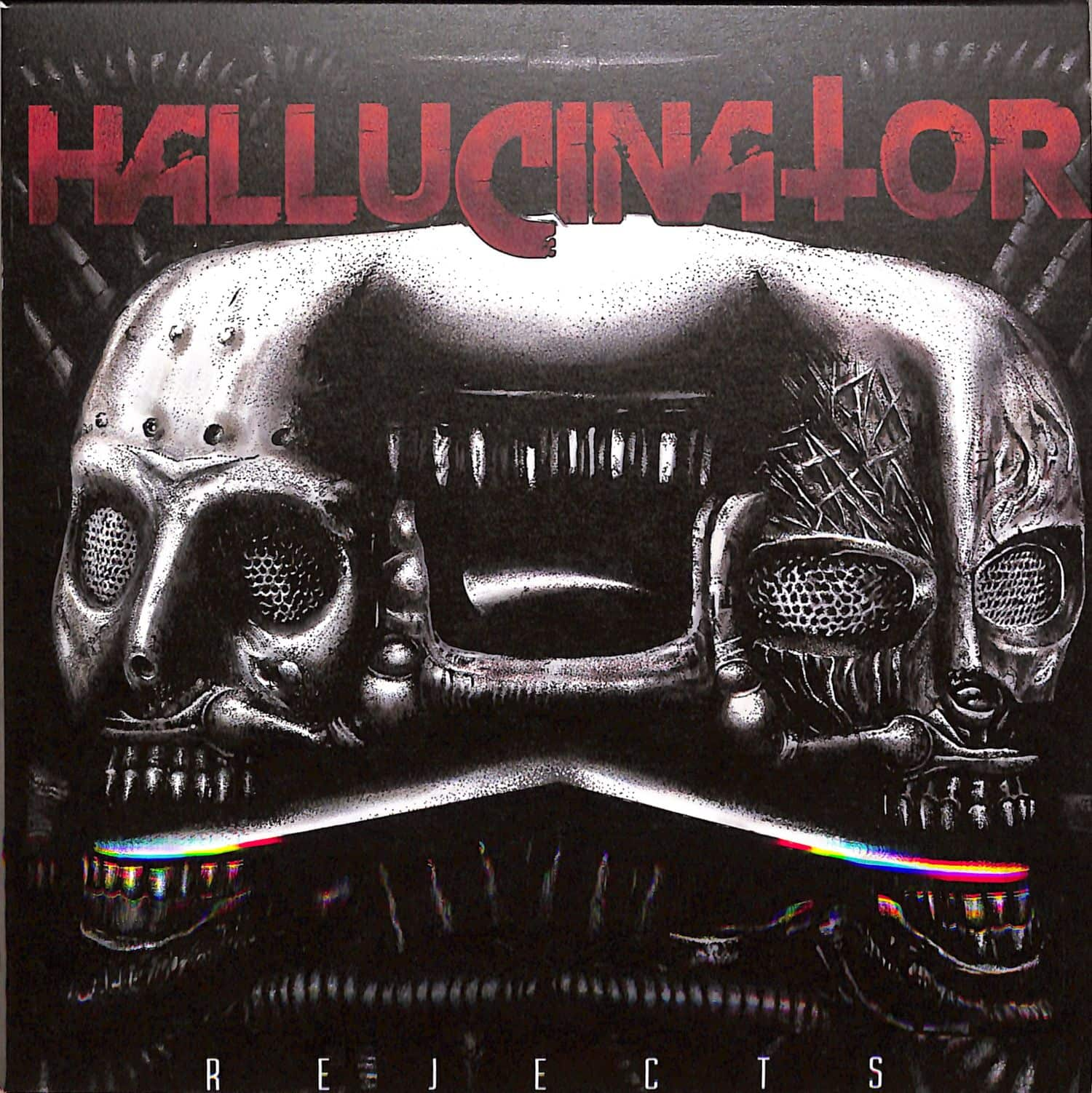 Hallucinator - REJECTS LP