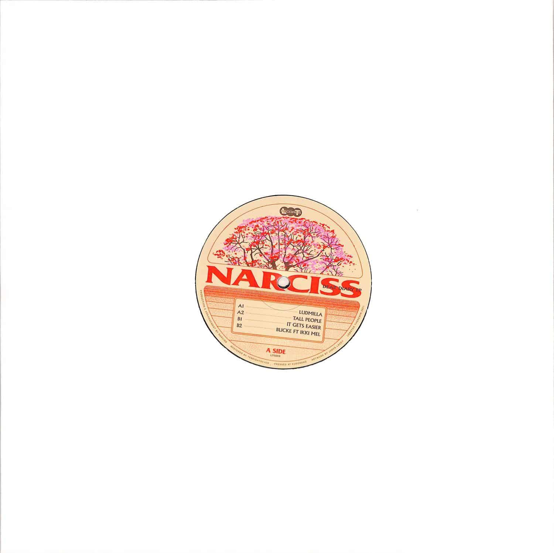 Narciss - DEAR DIARY EP