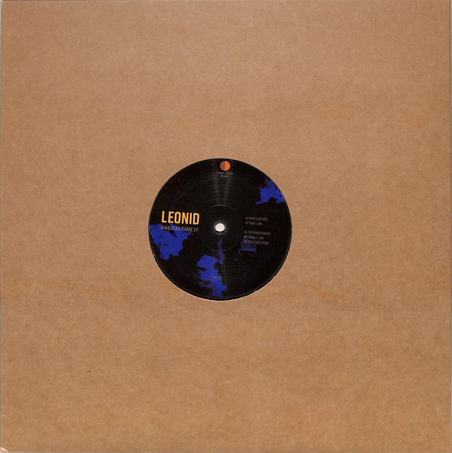 Leonid - NAMURIAN PHASE EP