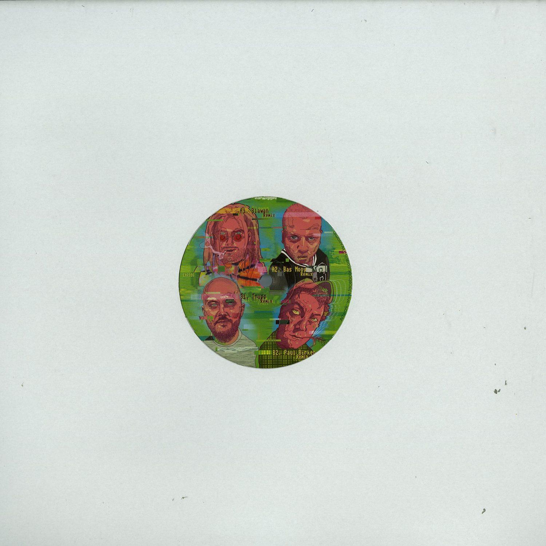 Paul Birken feat. Blawan, Truss & Bas Mooy - ACID YOUTH OF MALIBU REMIXES