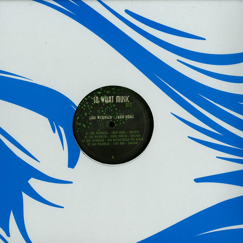 Lars Wickinger - CRAZY HORSE EP