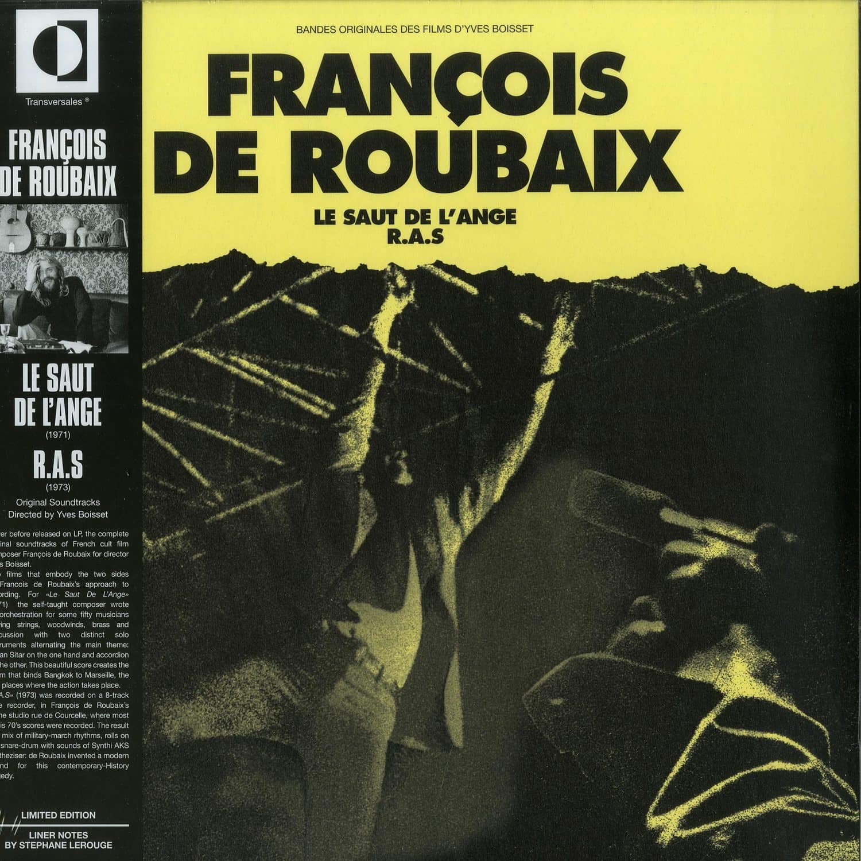 Francois De Roubaix - LE SAUT DE L ANGE / R.A.S