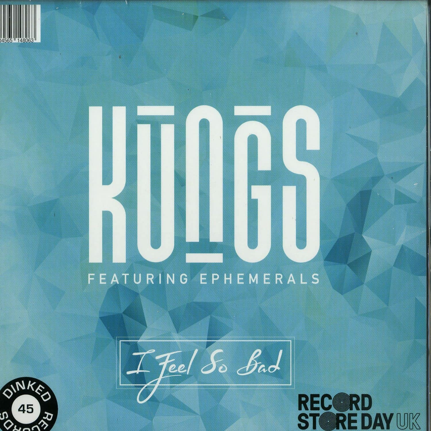 Kungs vs Cookin On 3 Burners - THIS GIRL / I FEEL SO BAD - RSD2019