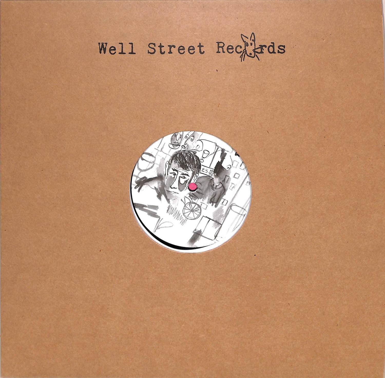 Box 5ive / Keppel / Henry Greenleaf / Formant Value - VARIOUS EP