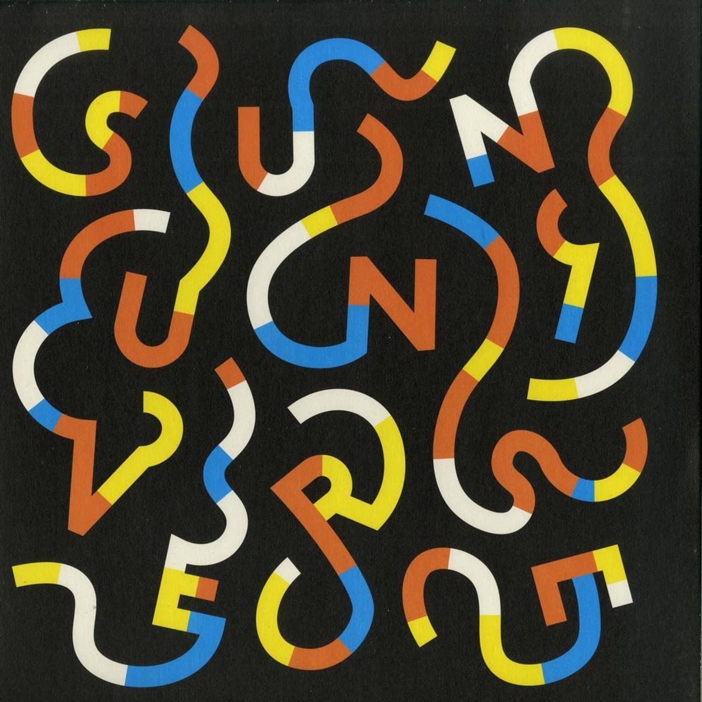 Neil Landstrumm - SUN UNIVERSE