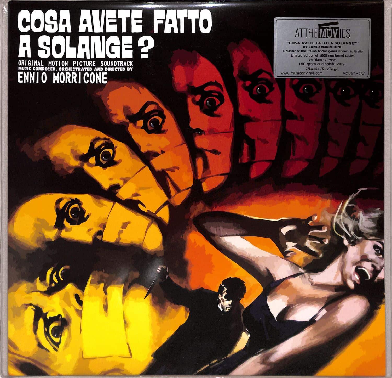 Ennio Morricone - COSA AVETE FATTO A SOLANGE?