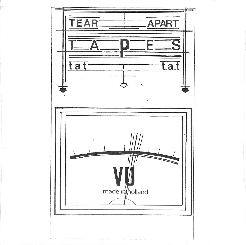 Das Ding, Les Yeux Interdits, Ian Martin - TEAR APART TAPES
