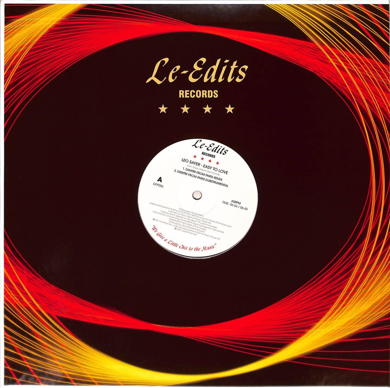 Leo Sayer / Average White Band - EASY TO LOVE / LETS GO ROUND AGAIN