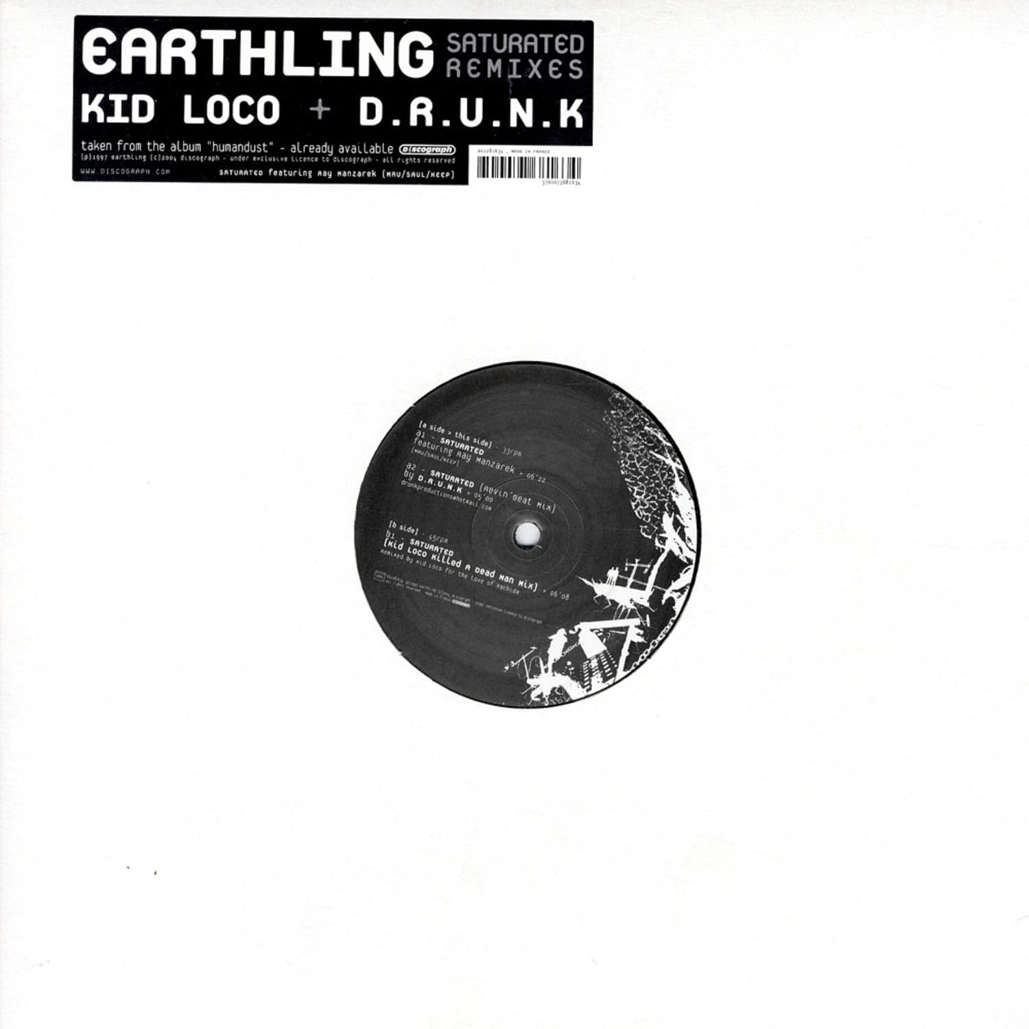 Earthling - SATURATED