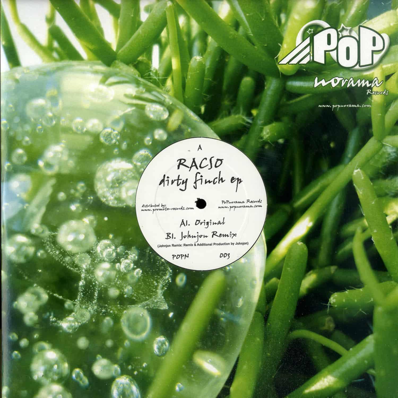 Racso - DIRTY FINCH EP