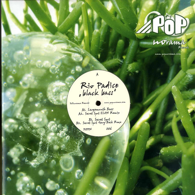 Rio Padice - BLACK BASS EP