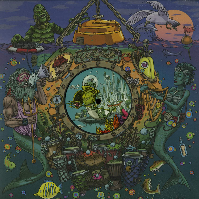 Pazul - NEW DAYS EP