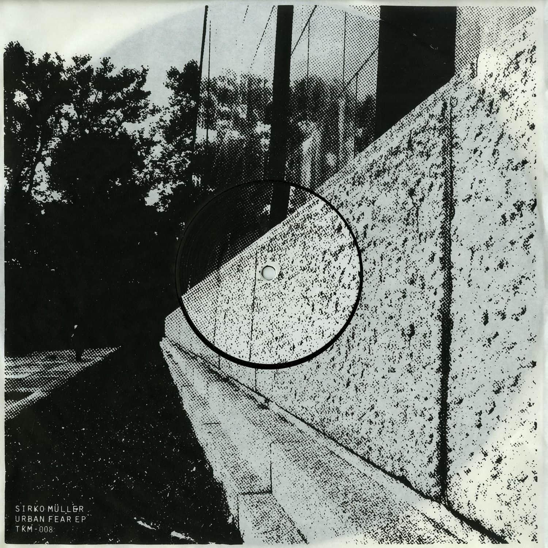 Sirko Muller - Urban Fear EP