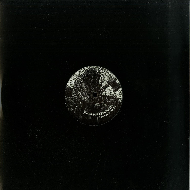 Black Egg & Rendered - NO COMPROMISE