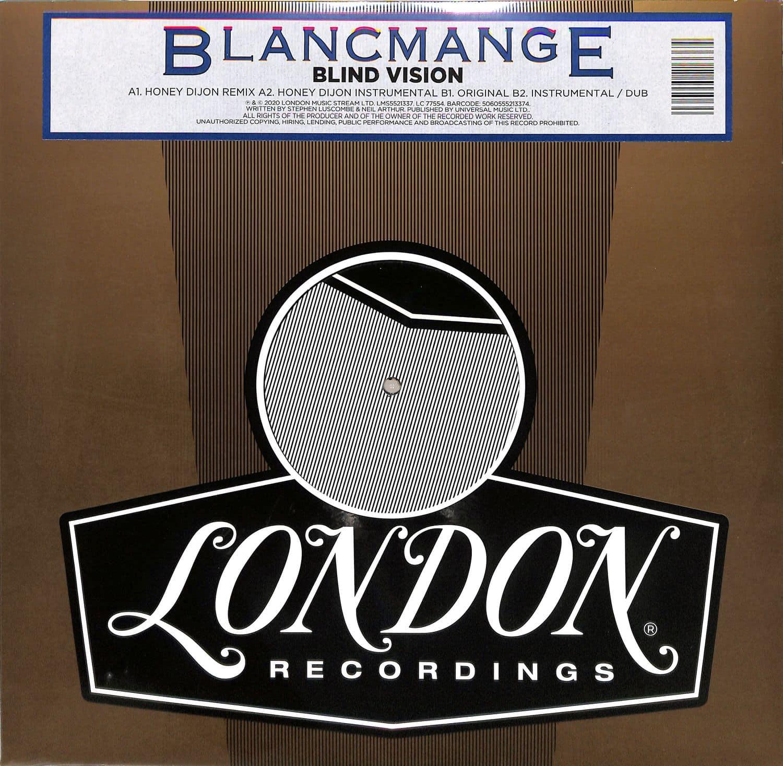 Blancmange - BLIND VISION