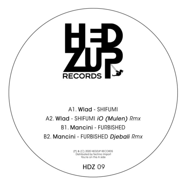 Wlad / Mancini - SHIFUMI / FURBISHED