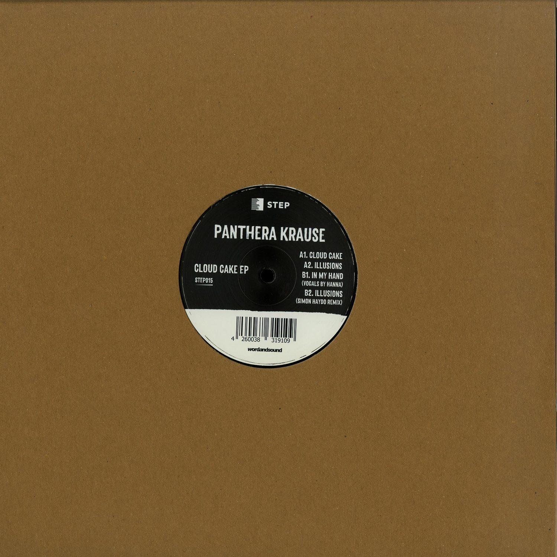 Panthera Krause - CLOUD CAKE EP