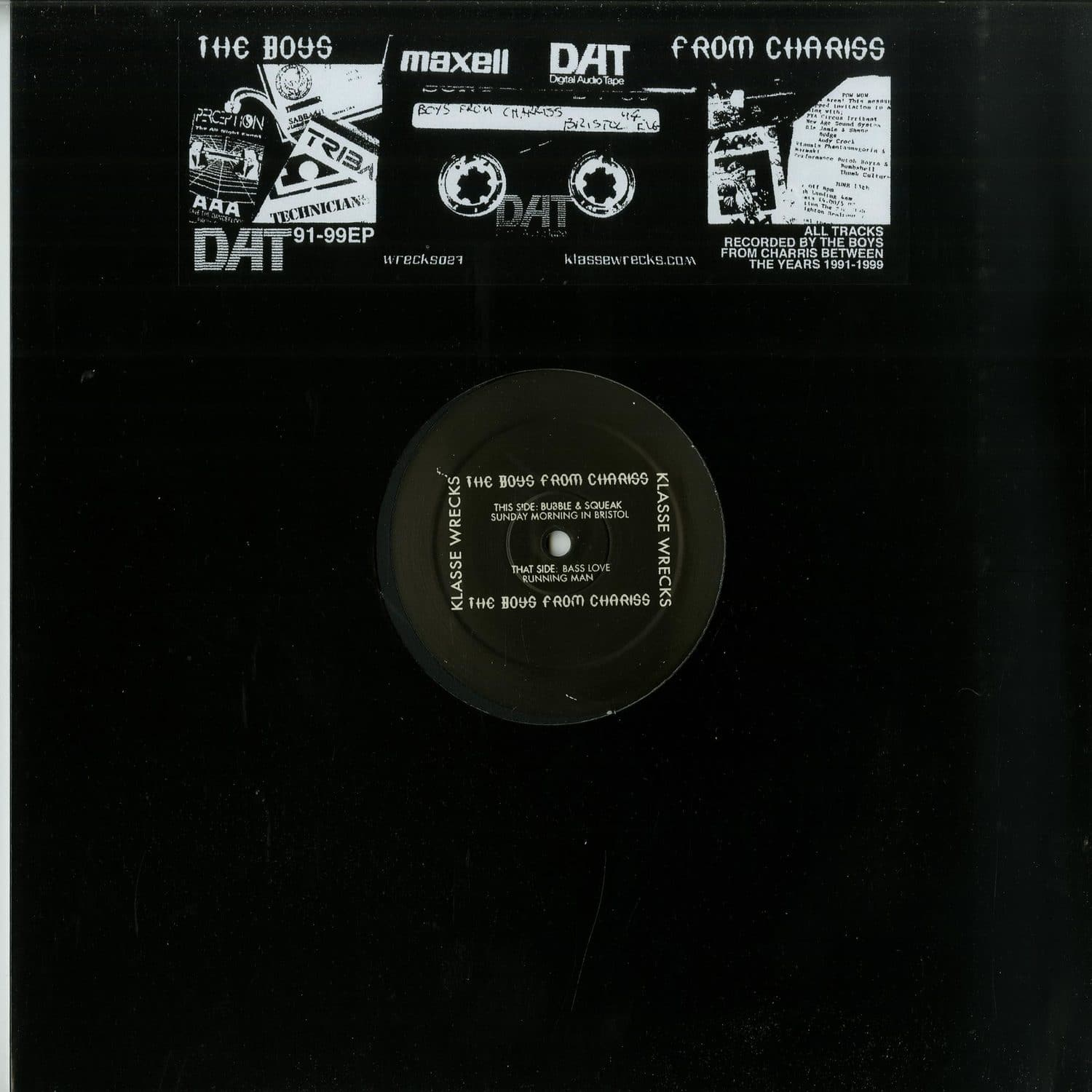 The Boys from Chariss - DAT 9199 EP