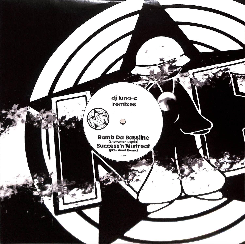Luna-C - REMIXES EP