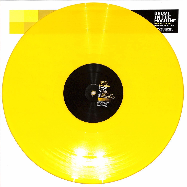 Ghost In The Machine - UNDER SIEGE EP