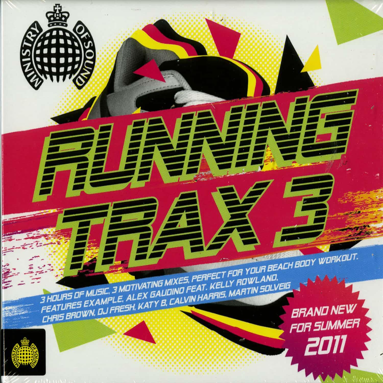 Various Artists - RUNNING TRAX 3